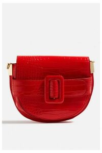 Womens **Nathalie Rouge Cross Body Bag By Skinnydip - Red, Red