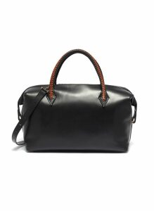 'Perriand Slouchy' leather bag
