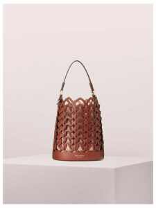Dorie Small Bucket Bag - Cinnamon Spice - One Size