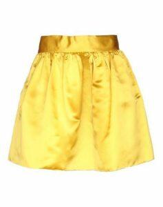 CELESTE ALL THAT SKIRTS Mini skirts Women on YOOX.COM