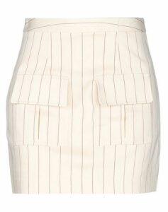 MAGGIE MARILYN SKIRTS Mini skirts Women on YOOX.COM