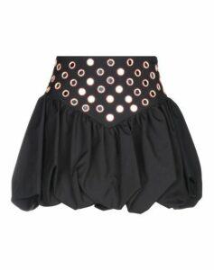 SAINT LAURENT SKIRTS Mini skirts Women on YOOX.COM