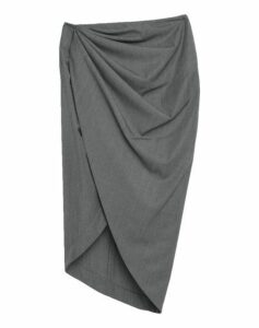 HELMUT LANG SKIRTS Knee length skirts Women on YOOX.COM