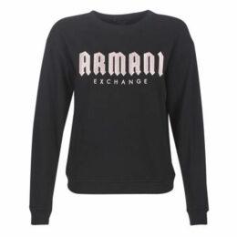 Armani Exchange  6GYM01-YJE5Z-6227  women's Sweatshirt in Black