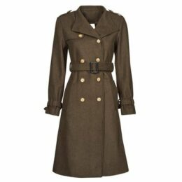 Betty London  LIPIUS  women's Coat in Brown