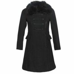 Moony Mood  LITEA  women's Coat in Black