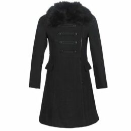 Moony Mood  LITELA  women's Coat in Black