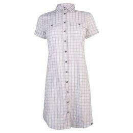Eastern Mountain Sports  Journey Shirt Dress Ladies  women's Dress in Multicolour