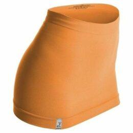 Kidney Karen  Tube  women's Skirt in Orange