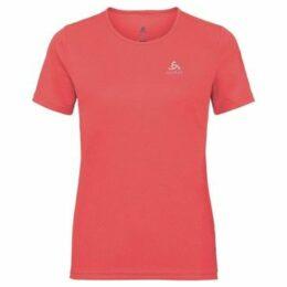 Odlo  Cardada T Shirt Ladies  women's T shirt in Pink