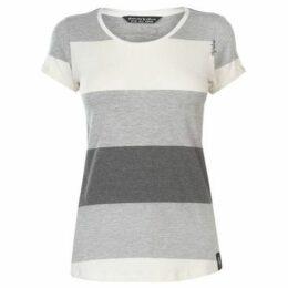 Chillaz  Otztal Top Ladies  women's T shirt in Grey