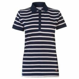 Rock And Rags  Polo Shirt Ladies  women's Polo shirt in Multicolour
