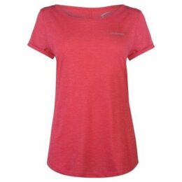 L.A. Gear  Loose T Shirt Ladies  women's T shirt in Red