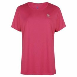 Odlo  Cardada T Shirt Ladies  women's T shirt in Pink