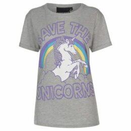Cosmic  T Shirt Ladies  women's T shirt in Grey