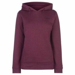 L.A. Gear  Over The Head Hoody Ladies  women's Sweatshirt in Purple