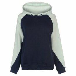 L.A. Gear  Cut and Sew OTH Hoody Ladies  women's Sweatshirt in Multicolour