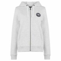 Soulcal  Signature Zip Hoodie  women's Sweatshirt in Grey