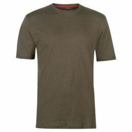Diem  Small Logo Tee Shirt  women's T shirt in Green