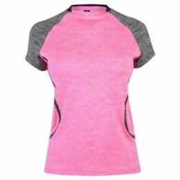 Eurostar  Pammy Top Ladies  women's T shirt in Pink