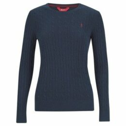 Jack Murphy  Ena Crew Neck Jumper  women's Sweater in Blue