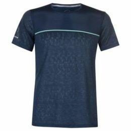 Asics  Gel Cool T Shirt Ladies  women's T shirt in Blue