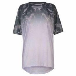 Firetrap  Batwing T Shirt Ladies  women's T shirt in Grey
