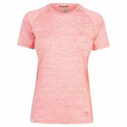 Karrimor  Ridge T Shirt Ladies  women's T shirt in Pink