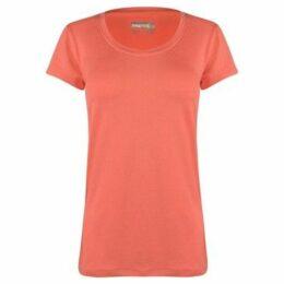 Marmot  Around T Shirt Ladies  women's T shirt in Pink