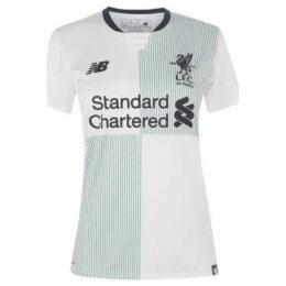 New Balance  Liverpool Football Club Top  women's T shirt in Multicolour