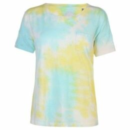 O'neill  Kyle Short Sleeve T Shirt Ladies  women's T shirt in Multicolour