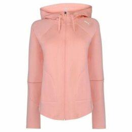 Puma  Evo Move Jacket Ladies  women's Sweatshirt in Pink