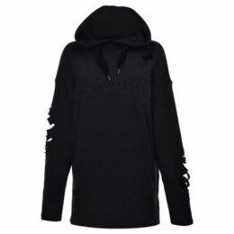 Usa Pro  Graphic Hoodie  women's Sweatshirt in Black