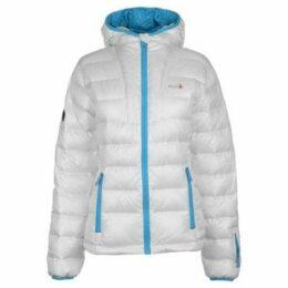 Iflow  Peak Mountain Jacket Ladies  women's Jacket in White