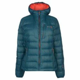 Iflow  Peak Mountain Jacket Ladies  women's Jacket in Blue