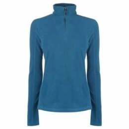 Eastern Mountain Sports  Fleece quarter Zip Jumper  women's Fleece jacket in Blue