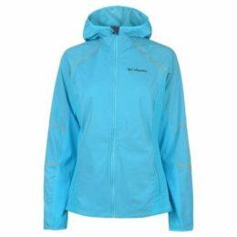Columbia  Snowfall Softshell Jacket Ladies  women's Fleece jacket in Blue
