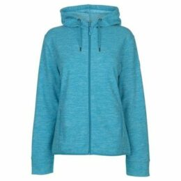 Gelert  Two Tone Fleece Top Ladies  women's Fleece jacket in Blue