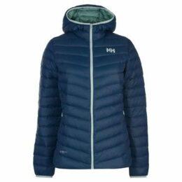 Helly Hansen  Verglas Hooded Down Jacket Ladies  women's Jacket in Blue