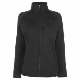 Karrimor  Surge Full Zip Fleece Top Ladies  women's Fleece jacket in Black