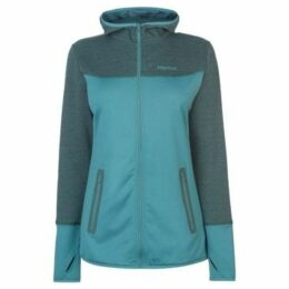 Marmot  Sirona Full Zip Jacket Ladies  women's Fleece jacket in Blue