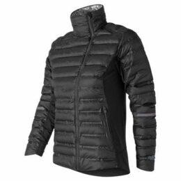 New Balance  Radiant Heat Jacket Ladies  women's Jacket in Black