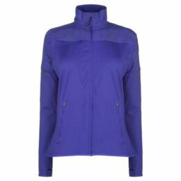 New Balance  Graphic Print Jacket Ladies  women's Jacket in Purple