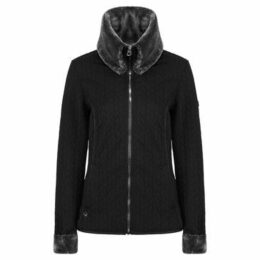 Regatta  Tavora Fleece Jacket Ladies  women's Fleece jacket in Black