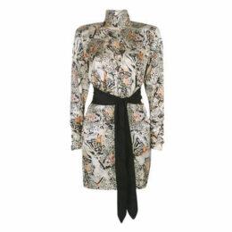 Marciano  WILD  women's Dress in Beige
