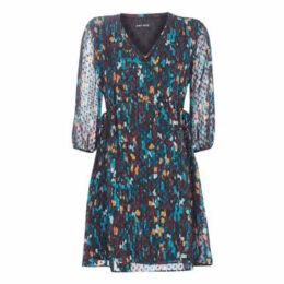 One Step  ROMY  women's Dress in Blue