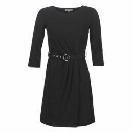 Morgan  ROMALA  women's Dress in Black
