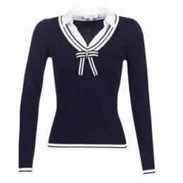 Morgan  MATIS  women's Sweater in Blue