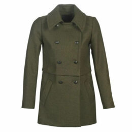 Ikks  BP44015-56  women's Coat in Green