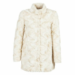 Vero Moda  VMCURL  women's Coat in Beige
